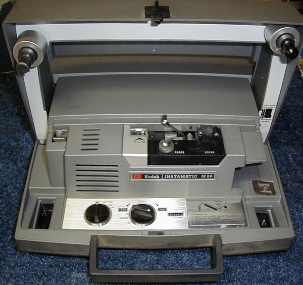 kodak super 8 camera. encyclopedia of super 8